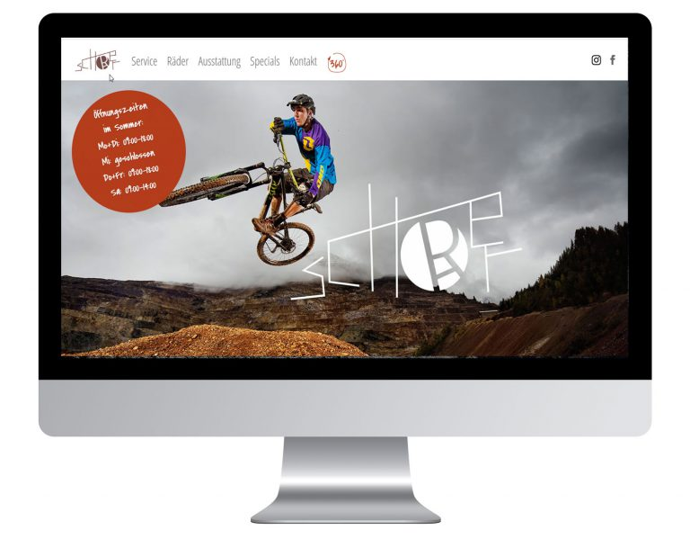 margate radschopf website1 MARGATE - Agentur für Werbung