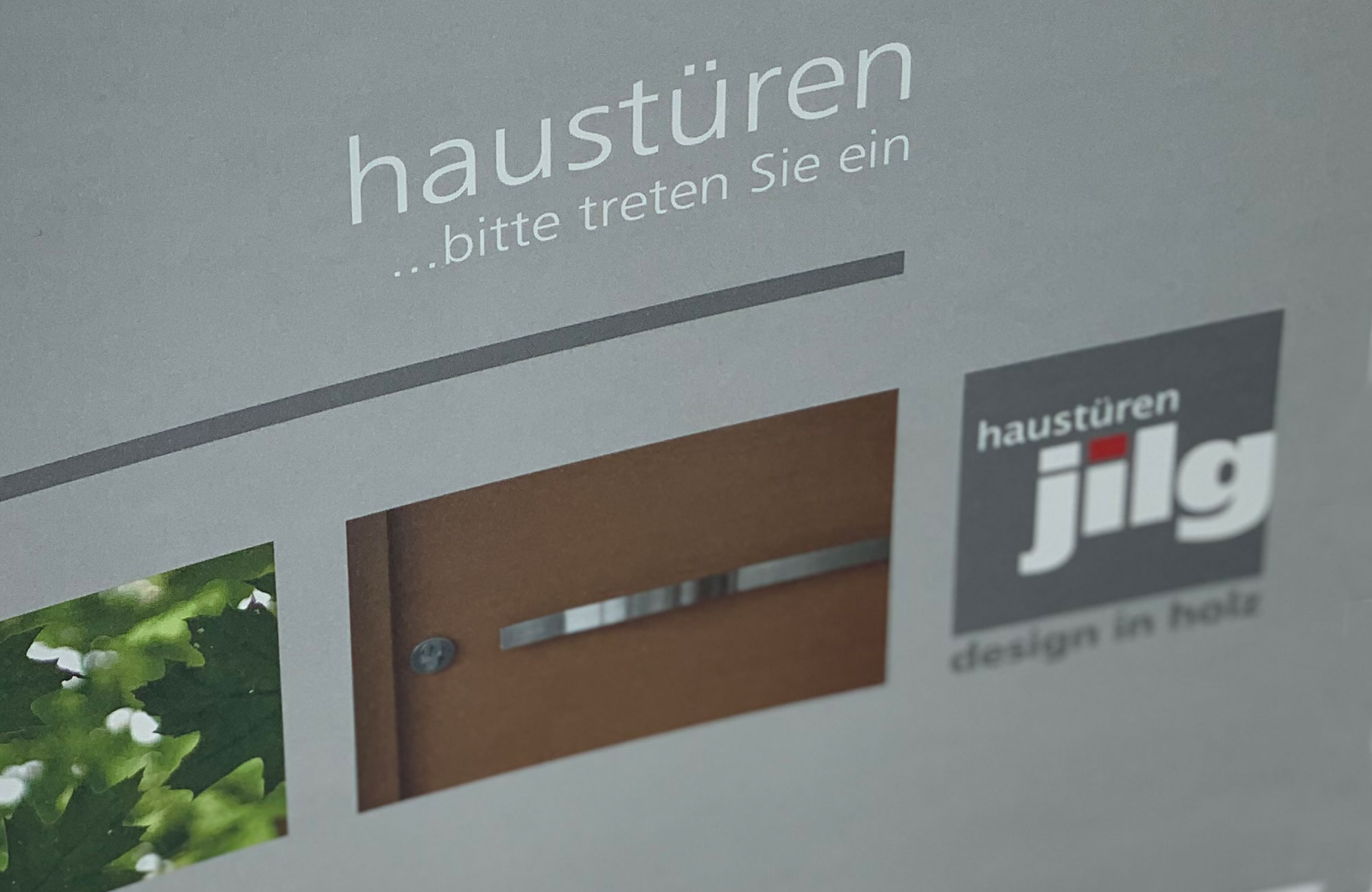 Jilg Imagebroschüre Design Titel margate2 MARGATE - Agentur für Werbung