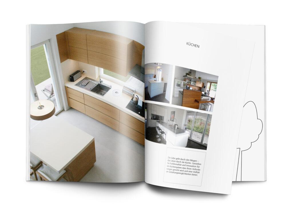 Photorealistic Magazine MockUp JILG MARGATE - Agentur für Werbung