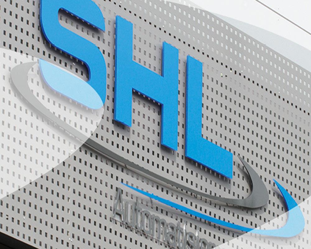 SHL Automatisierungstechnik collage Projekte margate MARGATE - Agentur für Werbung
